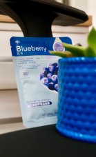Blueberry Hydrating Sheet Mask